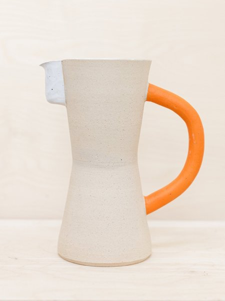 Country of Origin Milo Made jug - Cream