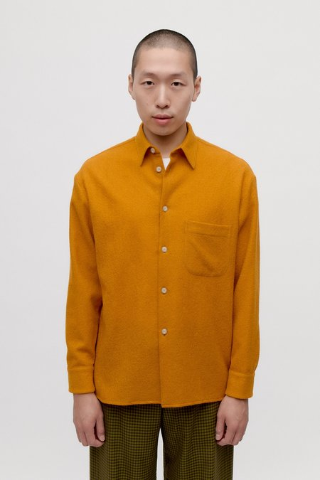 A Kind Of Guise Gusto Shirt - Dimmed Orange