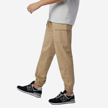 New Balance Athletics Woven Cargo Pants - Incense Beige