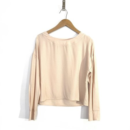 Dagg & Stacey bria Blouse - Light Pink