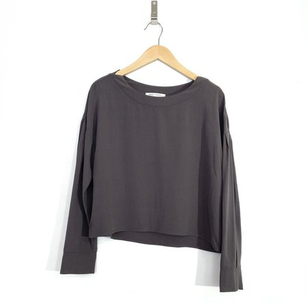 Dagg & Stacey Bria Blouse - Pewter