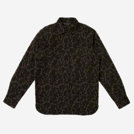3Sixteen CPO Shirt - Overdyed Arp Camo