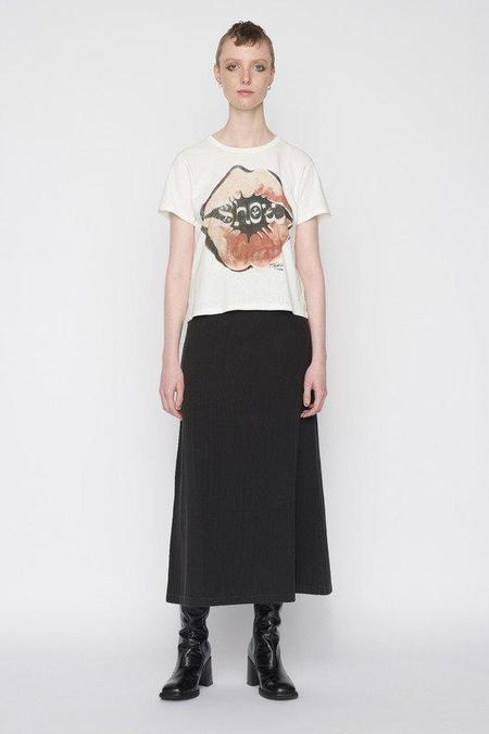 Our Legacy Trap Skirt - Charcoal