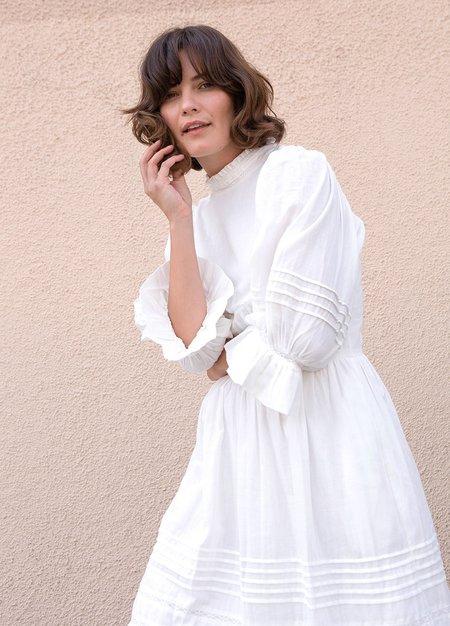 Meadows Amaryllis Dress