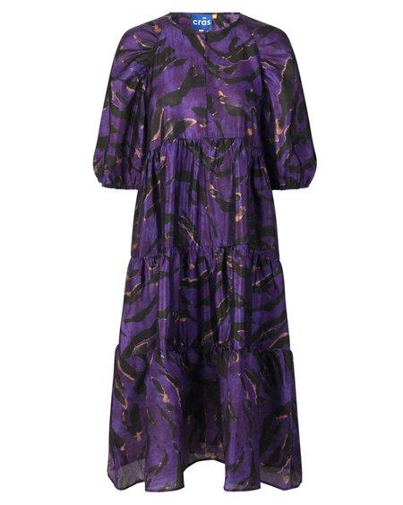 Cras Keely Dress - PURPLE
