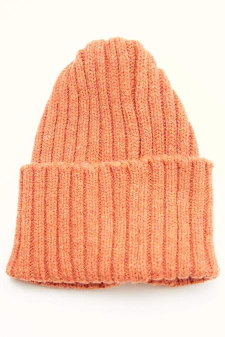 Beams Plus Wool Watch Cap - Orange