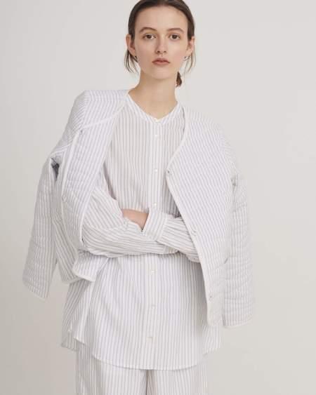 skall studio emma jacket - stripes
