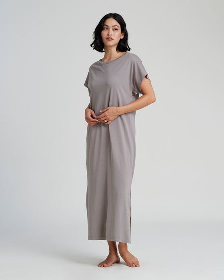 Calder Blake Suria Dress - Anthracite