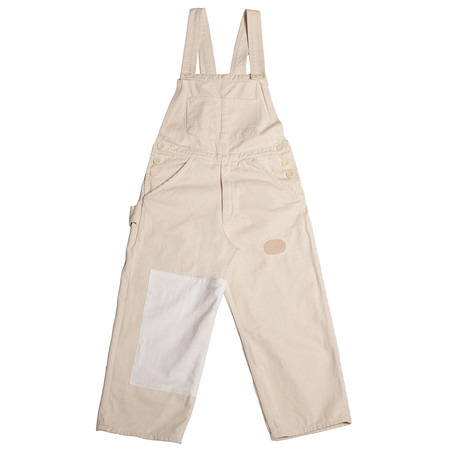 Unisex Olderbrother Overalls - Natural
