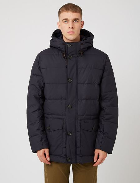 Barbour Mobury Quilted Jacket - Navy Blue/Midnight