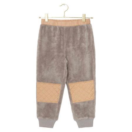Kids A Monday In Copenhagen Palmer Pants - Light Grey