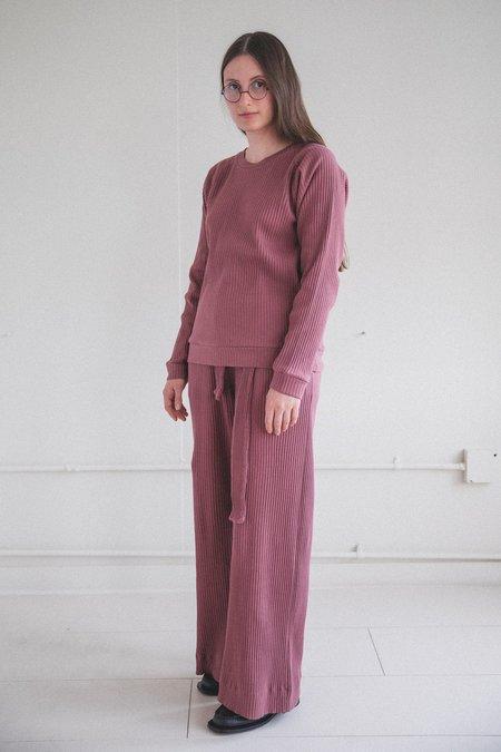 Baserange Lhasa Pants - Cuka Brown
