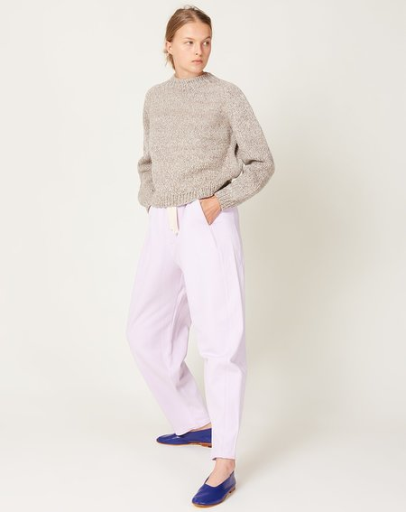Kowtow Everyday Track Pant - Lilac