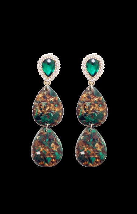 Serendipitous Project Terra Earrings