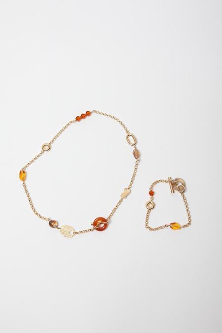 LINDSEY LEWIS Myles Necklace Set