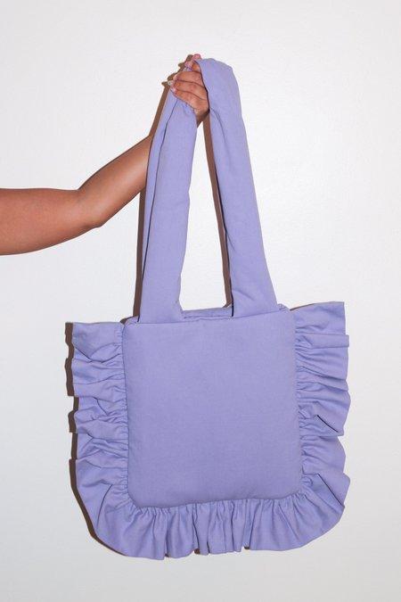 Bronze Age Ravioli Tote Bag - Lavender
