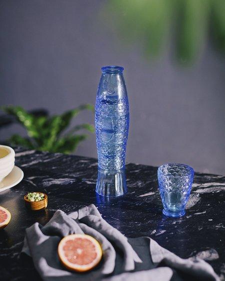 doiy Koifish Stackable Glasses - Blue