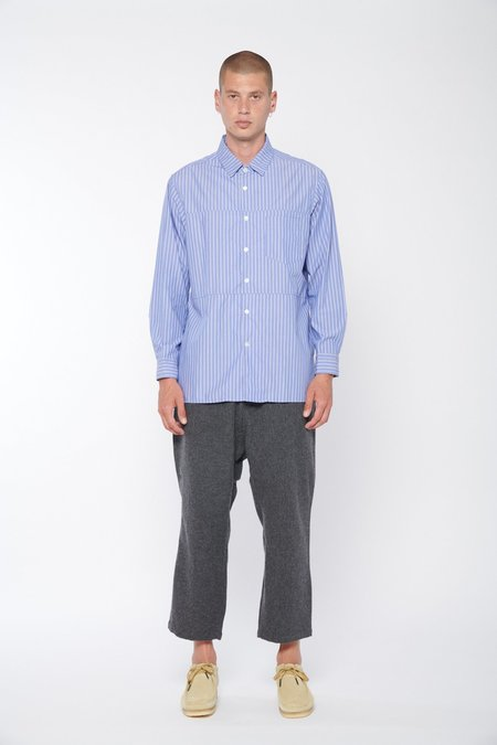 Sage de Cret Shirt - Medium Stripe