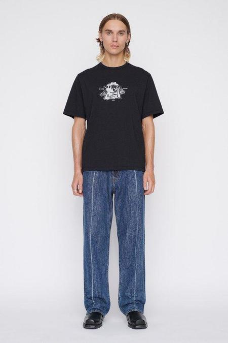 Our Legacy Box T-Shirt - Case Cherub Print