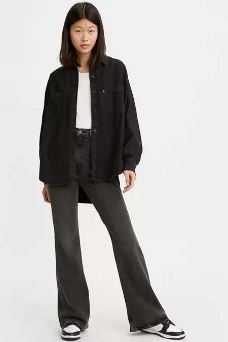 Levi's 70s High Flare Denim - Such A Doozie