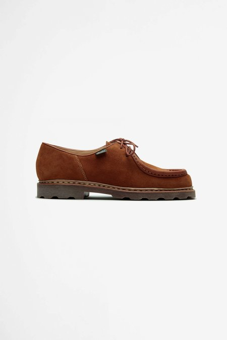 Paraboot Michael velours SHOES - whisky