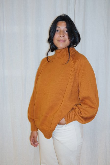 Kowtow Summit Jumper sweater - brown