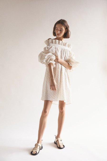 Wellington Factory Dasha Dress - Petite Floral