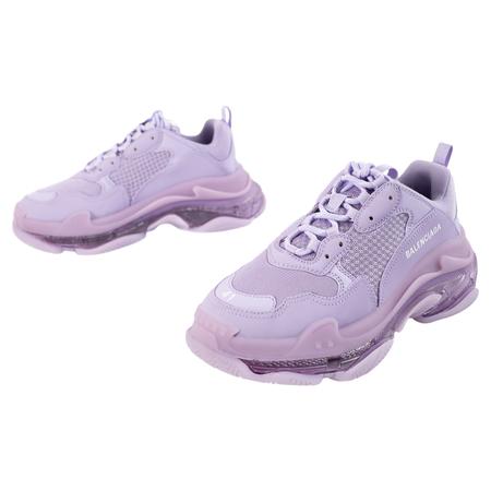 Balenciaga Triple S Sneaker 'Clear Sole' in Light Lilac