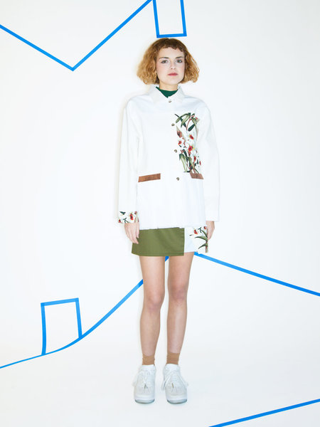 _SCAPES NY Orchid Gardening Jacket
