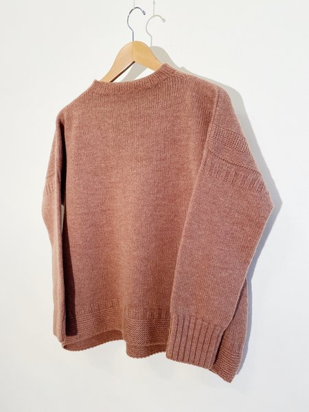 Nicholson & Nicholson Heriot Sweater - Brown
