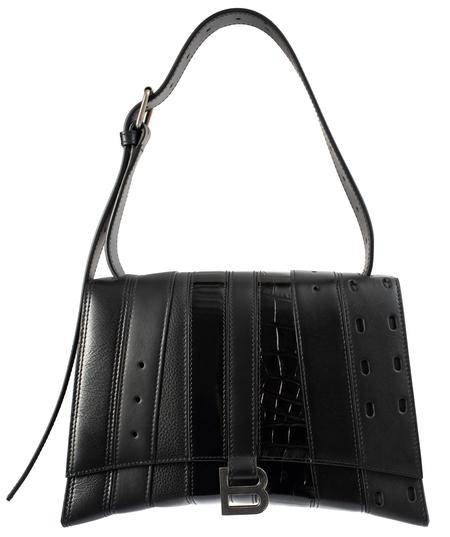 Balenciaga Hourglass Multibelt Top Handle Bag