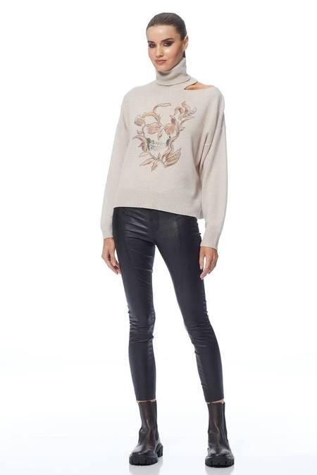 360 Cashmere Goldie Sweater - Sheepskin