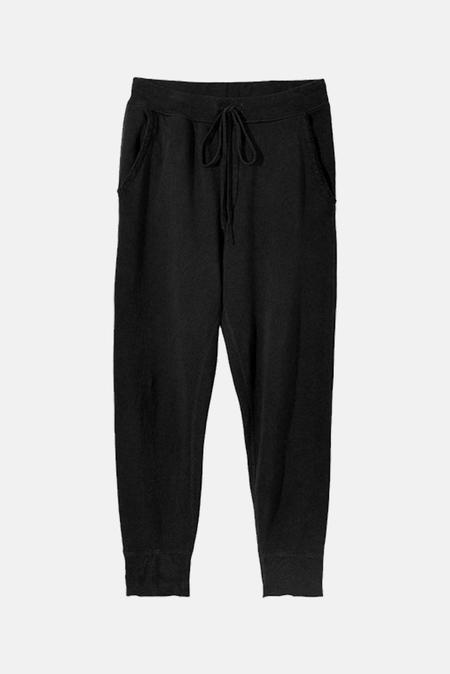 Women's Nili Lotan Nolan Pants in Washed Black, Size XS