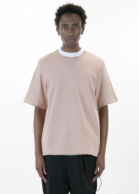 CMMN SWDN Miles Printed Short Sleeve Sweatshirt