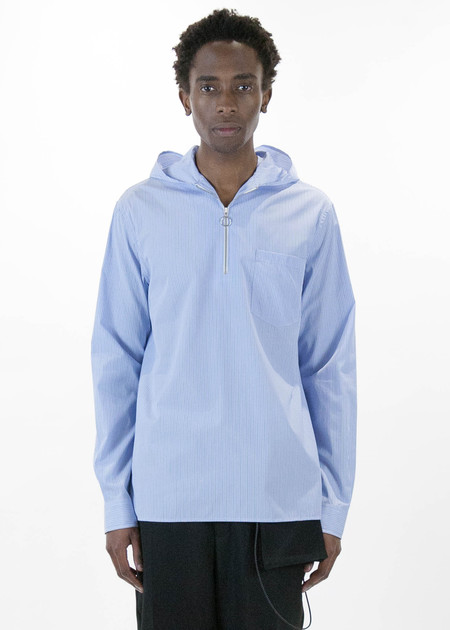 CMMN SWDN Wil Hooded Shirt