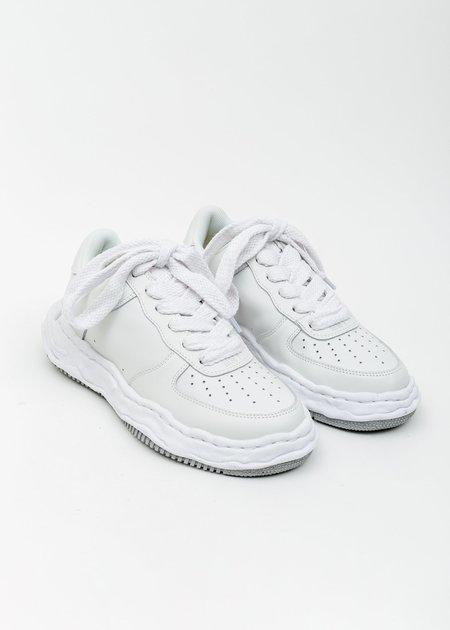 Mihara Yasuhiro Original Sole Leather Sneaker - White