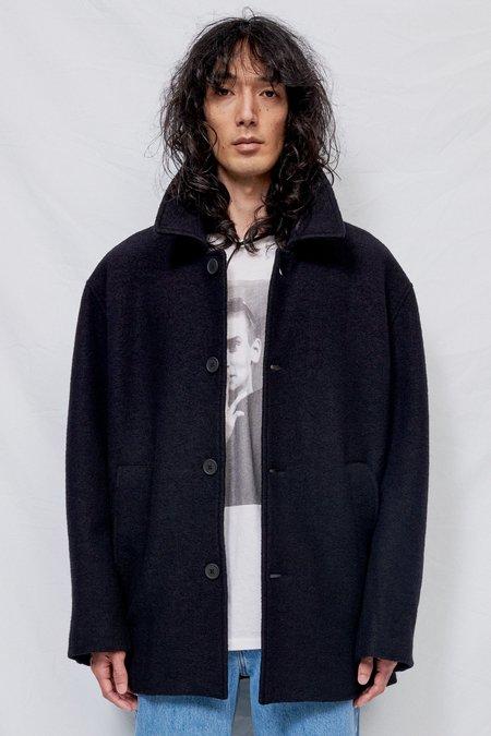 Schnayderman's Boiled Wool Jacket - Black