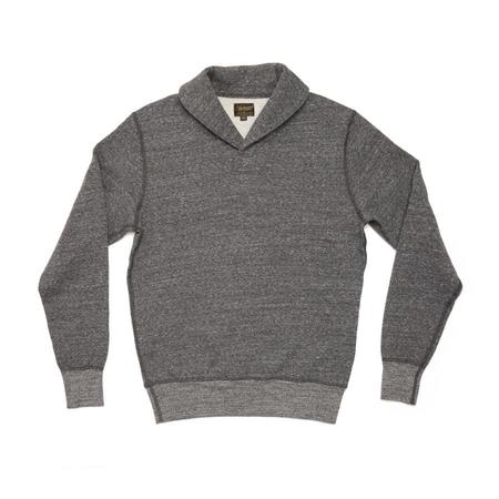 National Athletic Goods Shawl Pullover - Granite