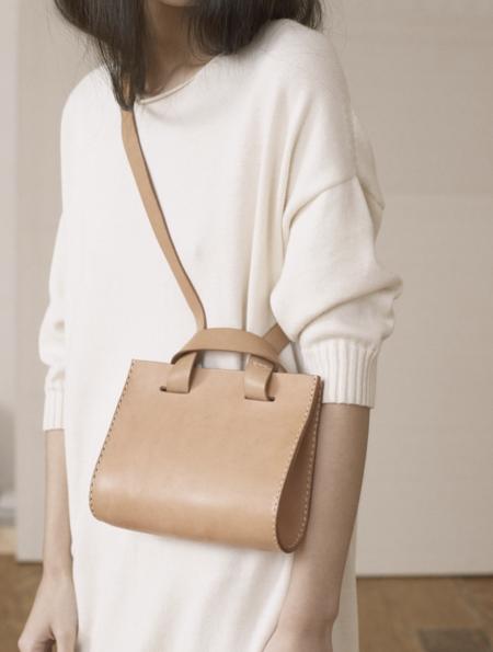 Lauren Manoogian Small Sling Bag - Natural