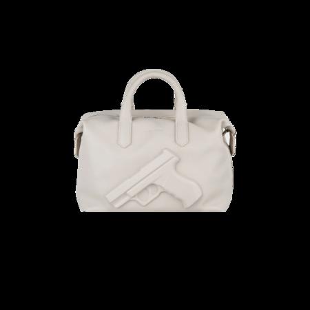 Vlieger & Vandam Daytripper Bag - Gun Off-White