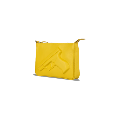 Vlieger & Vandam Purse - Gun Canary Yellow