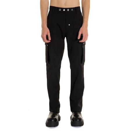 1017 ALYX 9SM Men Cargo Pants - Black