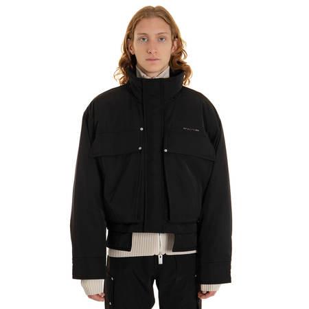 1017 ALYX 9SM Men Aviator Jacket - Black