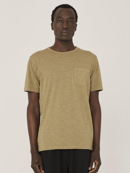 YMC Wild Ones Pocket T-Shirt - Camel