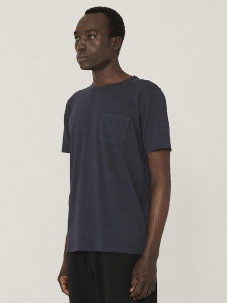 YMC Wild Ones Pocket T-Shirt - Navy