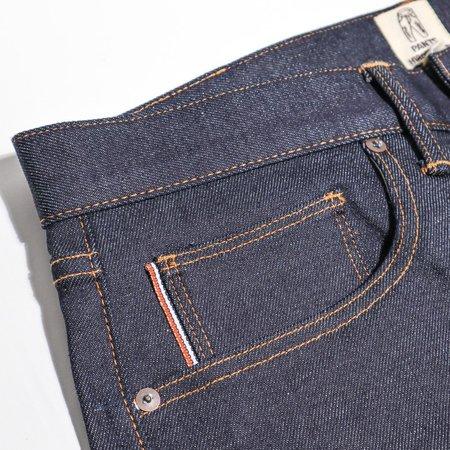 KATO The Scissors 14oz Raw Jeans - Indigo