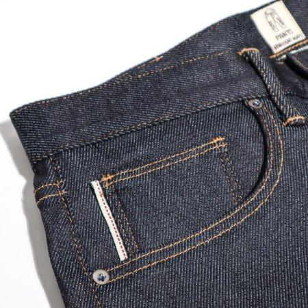 KATO The Scissors Air 11.5oz Raw Jeans
