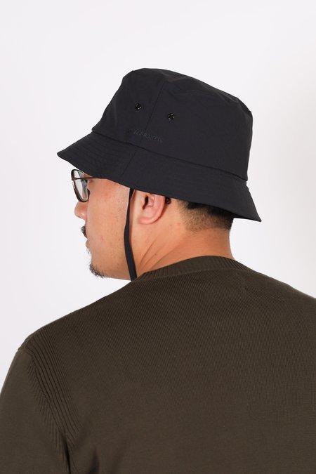 Norse Projects Quickdry Bucket Hat - Dark Navy