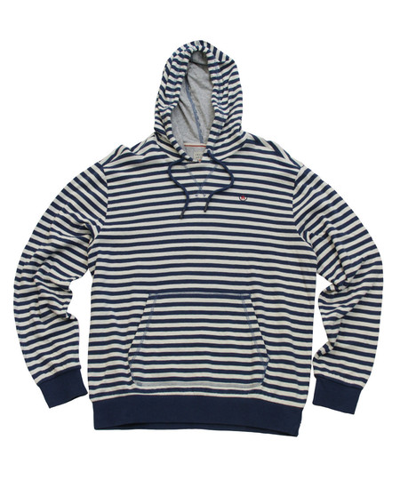 Premium Apparel Crafters Crafter Hoodie - Old White / Navy