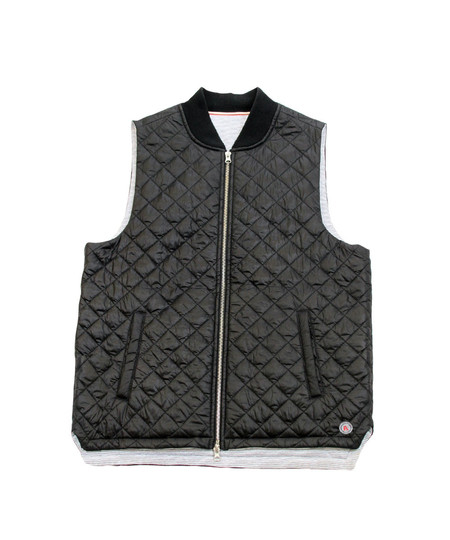 Premium Apparel Crafters Range Vest - Black